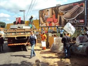 Força tarefa interditou comércio no final de 2014/Foto:arquivo