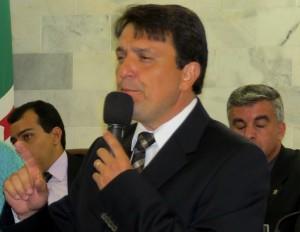 Vereador Sandro José /Foto:Arquivo/Correio de Minas