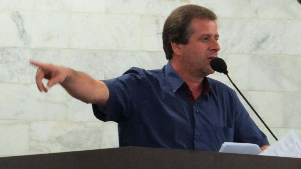 Vereador Zezé do Salão (PMN)/Arquivo