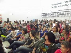 Plenário esteve lotado durante discussões/Foto:Correio de Minas