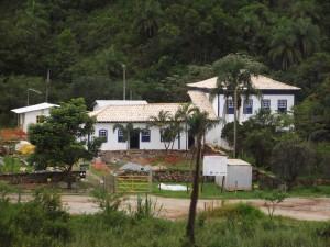 Obras da Fazenda do Paraopeba estão em ritmo avançado/Foto:Correio de Minas