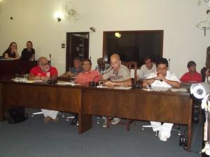 Vereadores criticaram as medias adotadas na secretaria/Foto:Correio de Minas