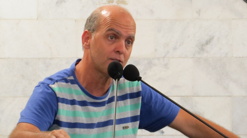Vereador Gildo Dutra/Arquivo