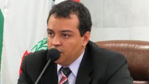 Vereador João Paulo pé quente/Foto:Arquivo
