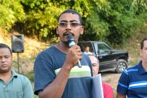 Presidente da associação de moradores reconheceu a utilidade da obra