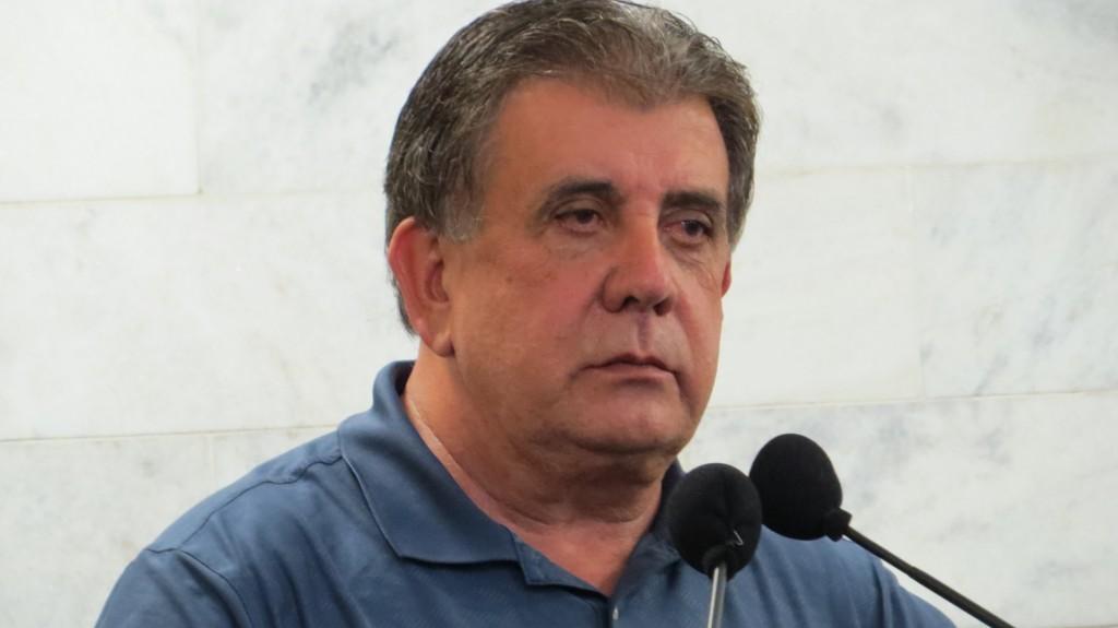 Benito fez críticas a atual administração/Foto:Arquivo