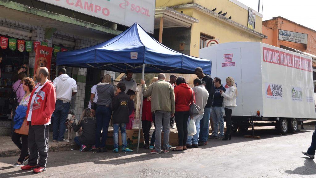 Alpa desenvolve trabalho de proteção animal e foi reconhecida com a doação do deputado Glaycon Franco