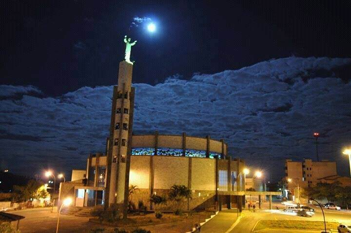 Basílica do Sagrado Coração de Jesus Foto Willian Chaves