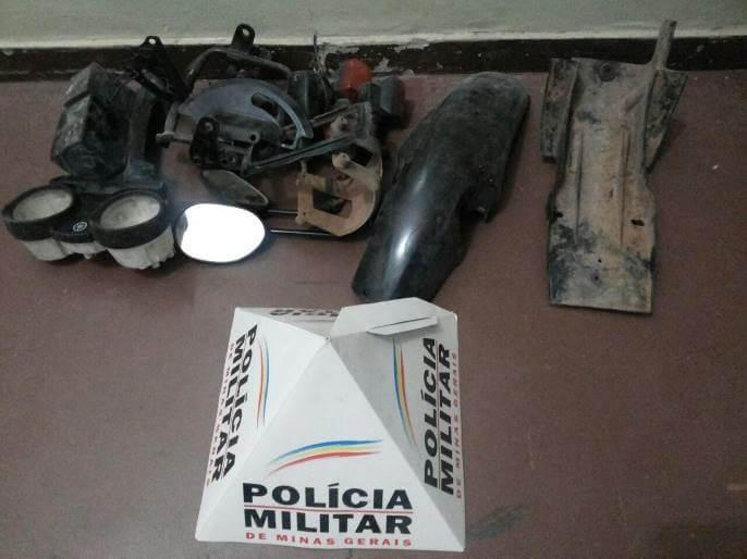 Moto e peças