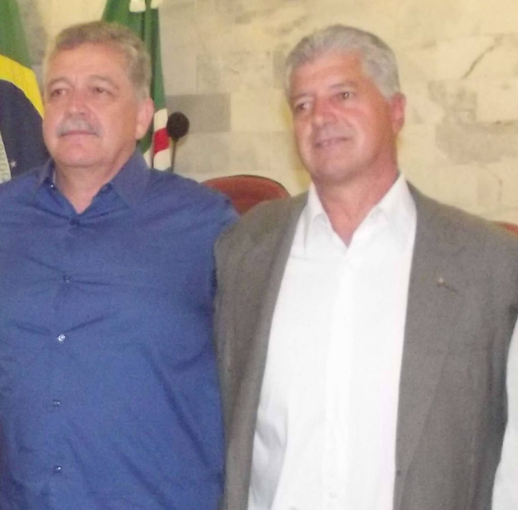 Glaycon Franco foi o maior fiador da candidatura de Mário Marcus e Marco Antônio/Foto:CORREIO DE MINAS