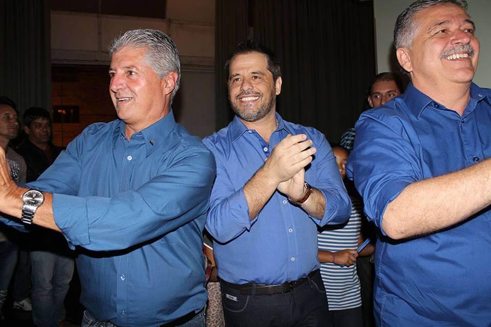 Com o apoio de Glaycom Francoe, Mario Marcus e Marco Antonio são eleitos em Lafaiete/ Foto: Reprodução