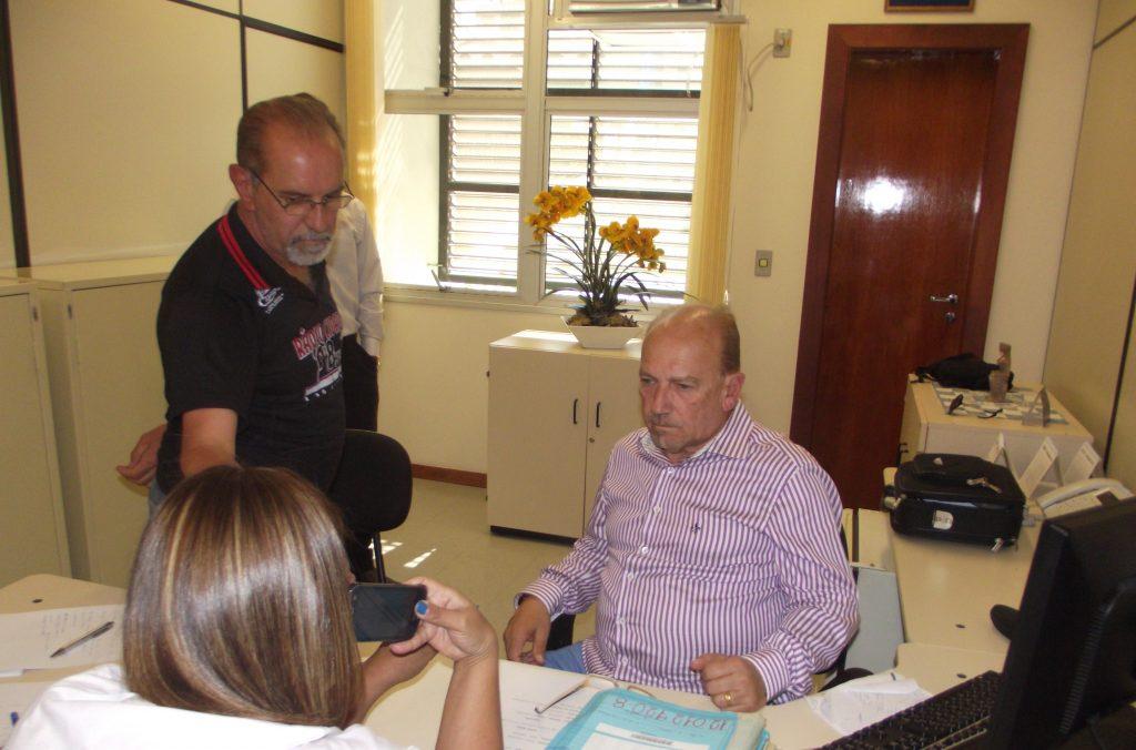 O juiz eleitoral,  José Aluísio,  promoveu encontro com a imprensa  para divulgar as orientações no dia da eleição