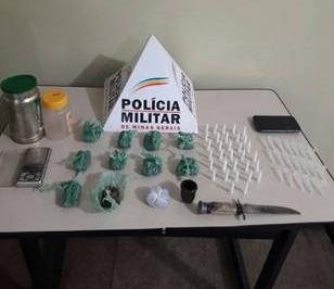 Jovem traficava drogas no Manoel de Paula e guardava produtos em galinheiro