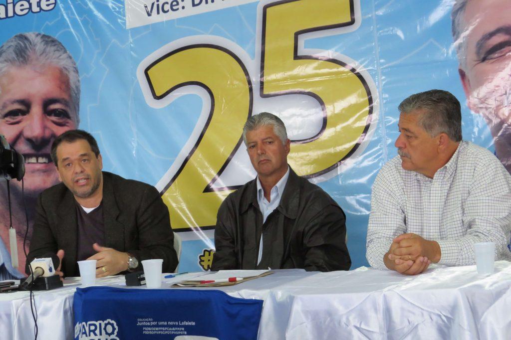 Sucesso da administração depende do deputado Glaycon Franco/Foto:Fato real