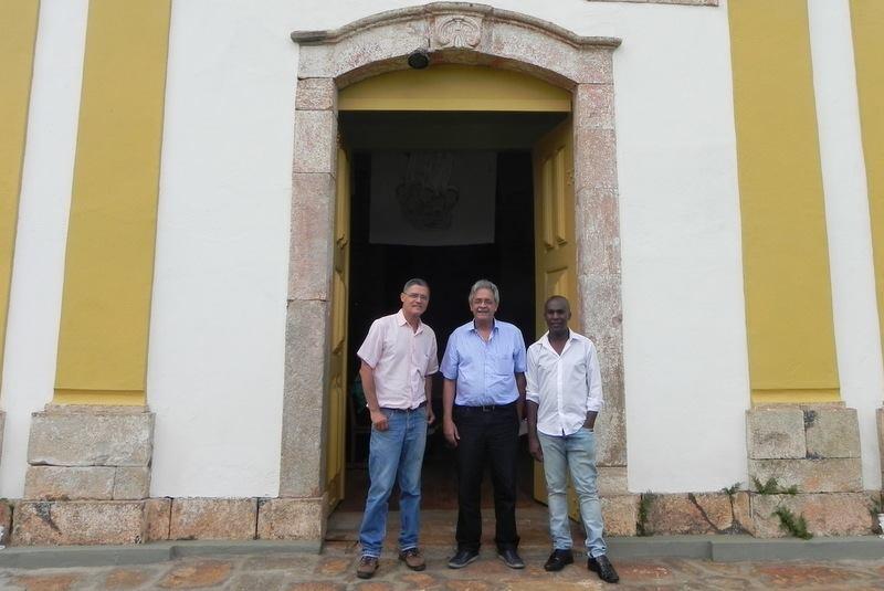 Diretoria da APHAA se encontrou com secretário de estado Nilmário Miranda