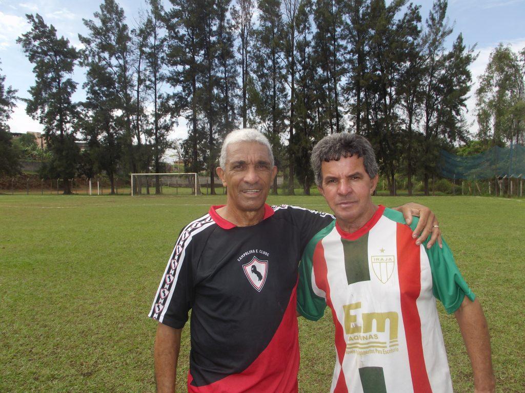 Valdir e Rogério marcaram gols nesta rodada e disputam a artilharia do Sênior