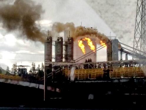 Sindicato dos Metalúrgicos denuncia diversos acidente na Gerdau