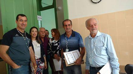 Prefeitos visitaram o Hospital essa semana e conheceram de perto a estrutura do HCC