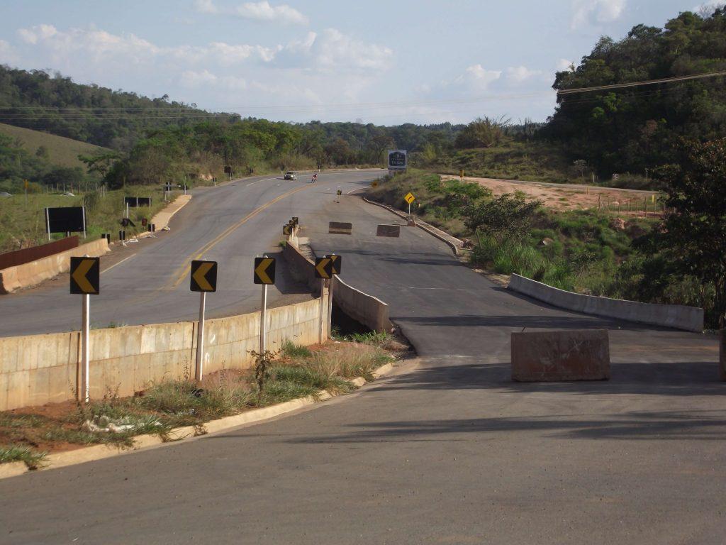 Ponte do Paraopeba será liberada ainda este ano/CORREIO DE MINAS