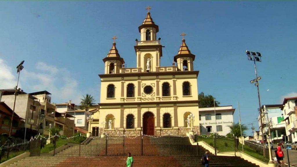 Igreja de São Sebastião/Divulgação