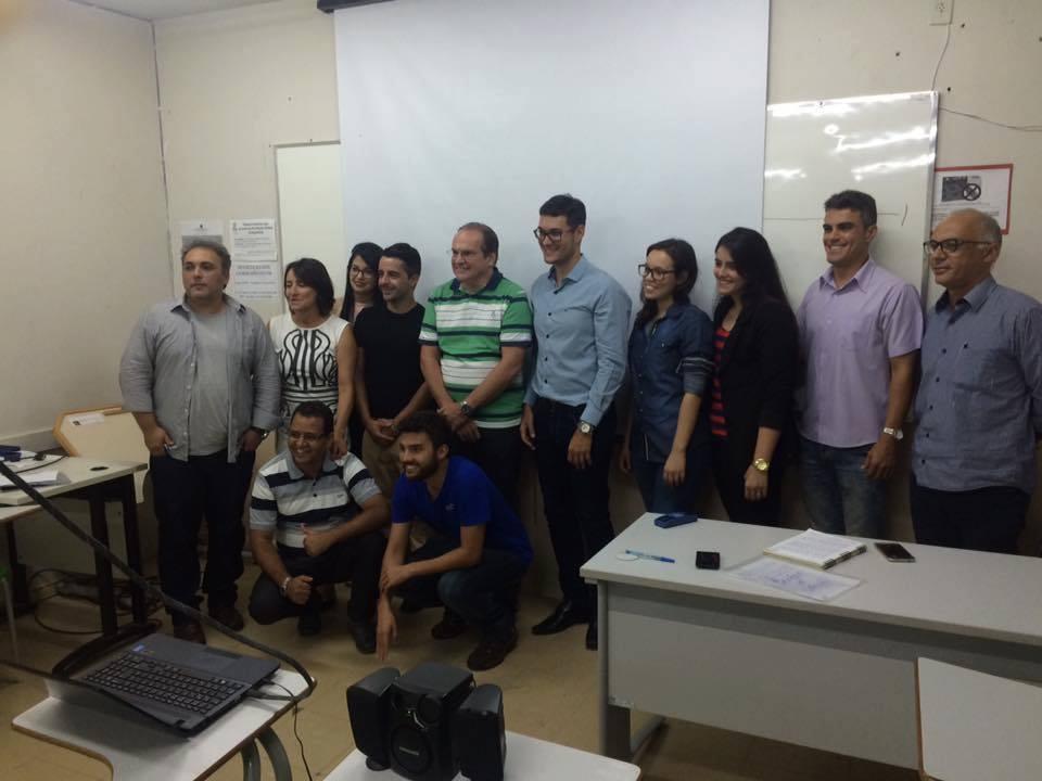 Parceria: estudantes do IFMG apresentaram propostas para melhoria do transporte /Reprodução