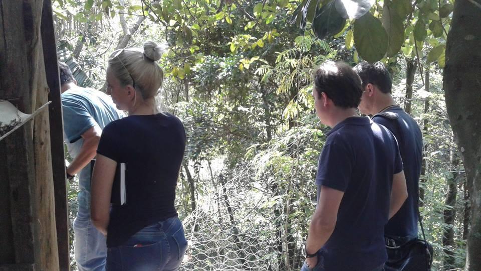 Vereadores visitaram o córrego Ventura Luiz/Geraldo Lafayette
