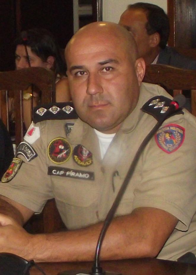 Capitão Pyramo criticou a presença de menores fora do horário determinado e pediu restrição ao uso da rodoviária/CORREIO DE MINAS