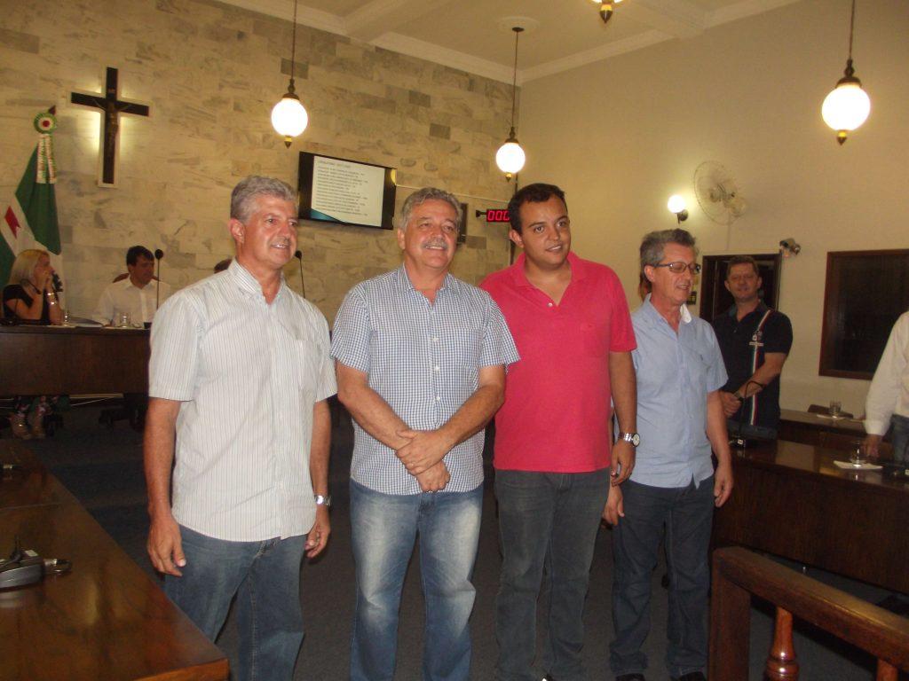 Sintonia marca início da gestão entre Câmara e Prefeitura