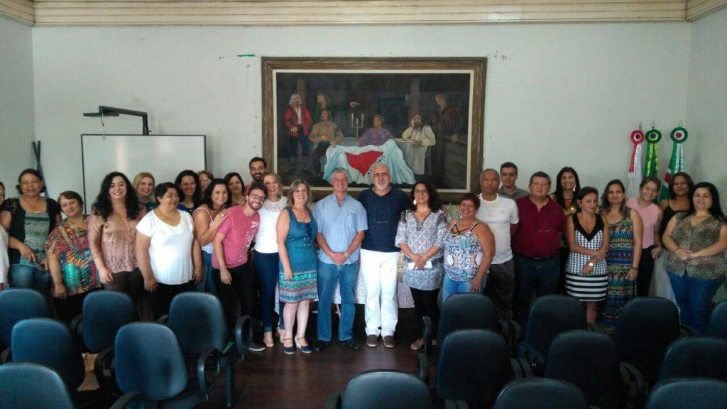 Secretaria Municipal apresentou novos diretores/Divulgação