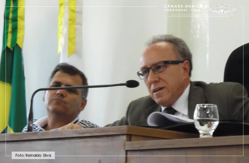 O vereador Adivar Barbosa informou que investigará aditivo de R$ 300 mil feito no fim do ano passado/Reprodução