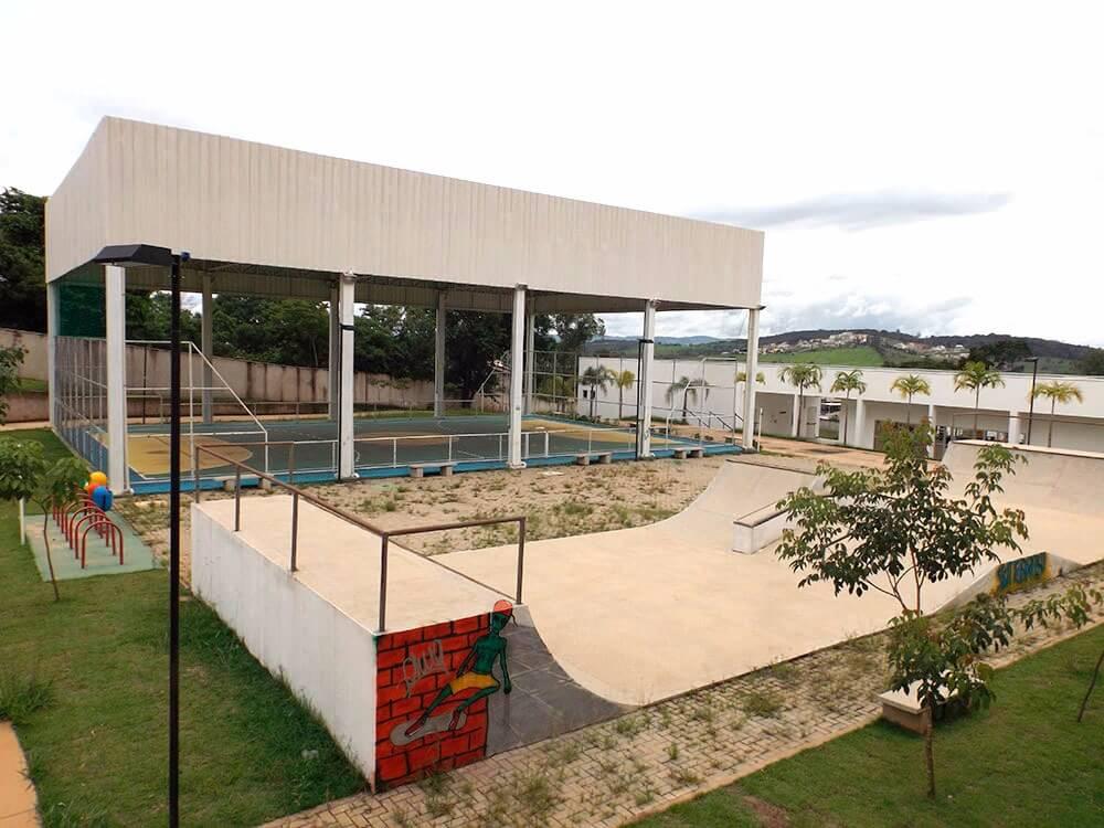 Centro está instalado no bairro Rochedo/Divulgação