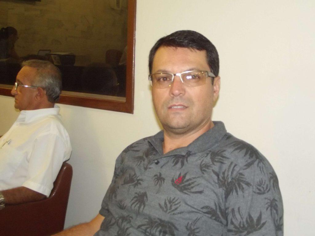 O discurso do vereador André Menezes foi elogiado por moradores/CORREIO DE MINAS
