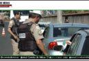 80% dos veículos roubados na região foram recuperados pela Polícia Militar