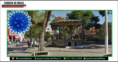 Pelo 14º dia consecutivo, Lafaiete confirma casos; cidade passa a marca de 5 mil notificados
